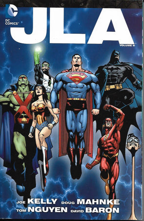 DC Justice League of America Volume 6 Paperback