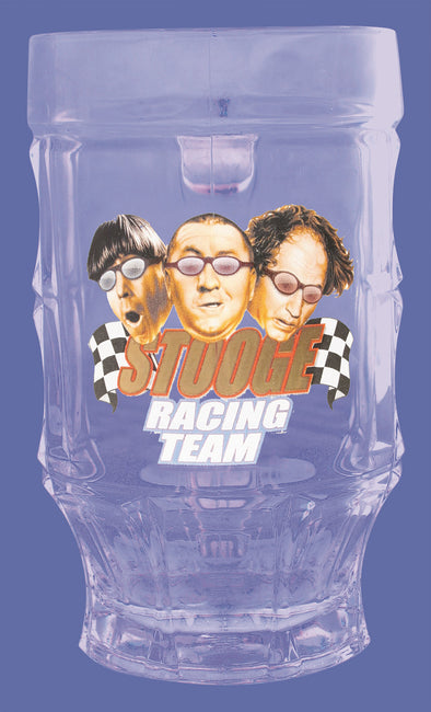 Three Stooge Beer Stein | Stooge Racing