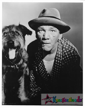THE THREE STOOGES SHEMP DOG 8X10: #29 - READY TO SHIP