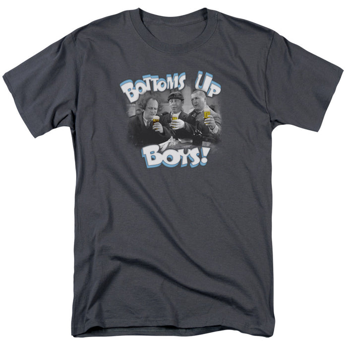 Three Stooges Bottoms Up T-Shirt