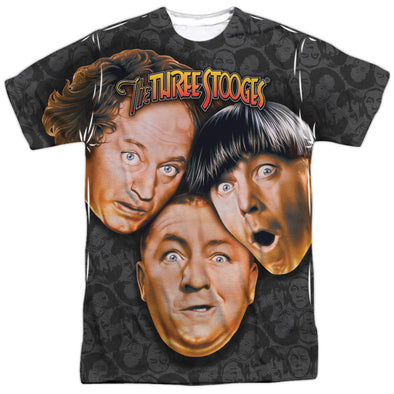 Three Stooges/Stooges All Over -  S/S Adult