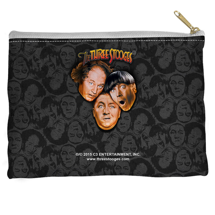 Three Stooges accessory pouch