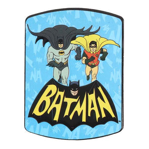 BATMAN EMBOSSED TIN MAGNET