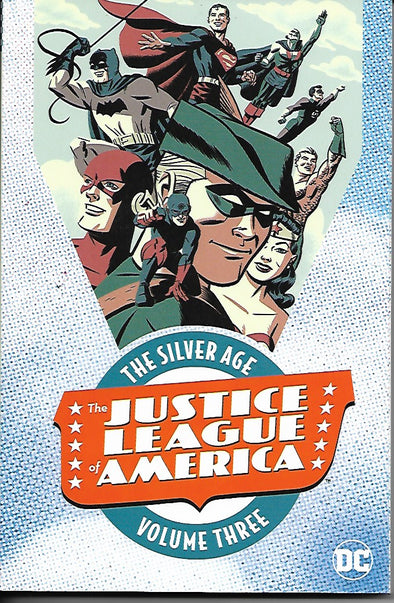 DC Justice League of America: The Silver Age Vol. 3 Paperback