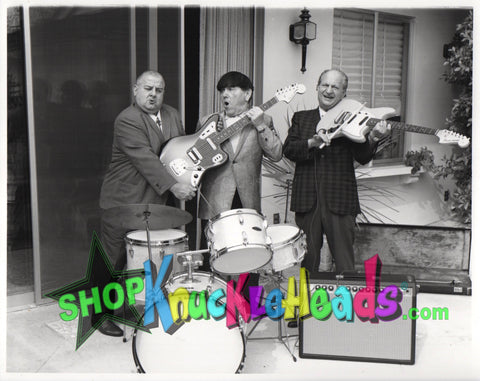 The Three Stooges 8X10: #5 - READY TO SHIP
