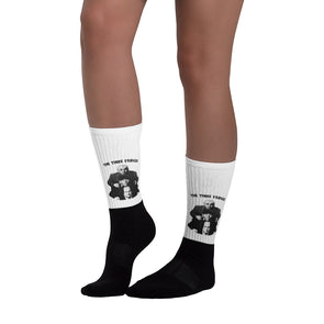 Three Stooges Novelty Socks - Free Shipping