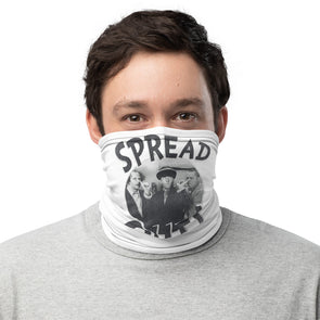 Three Stooges Spread Out Neck Gaiter / Face Mask / Face Cover
