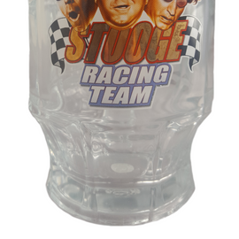 The Three Stooges Beer Stein: Stooge Racing Team - READY TO SHIP