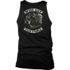 THREE STOOGES WISEGUY CUSTOMS FRONT & BACK DESIGN TANK TOP