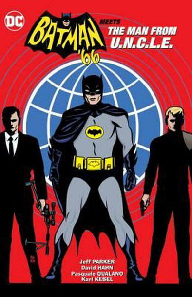 DC Batman 66 Meets the Man From UNCLE Paperback TPB