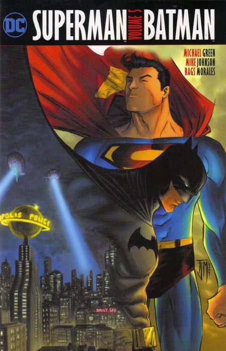DC Superman Batman TPB Volume 5 Softcover Graphic Novel