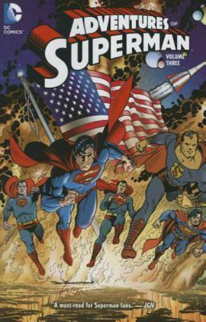 DC Adventures of Superman Vol. 3 by Max Landis