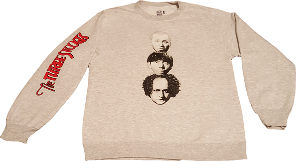 Three Stooges Sweatshirt | Coming & Going