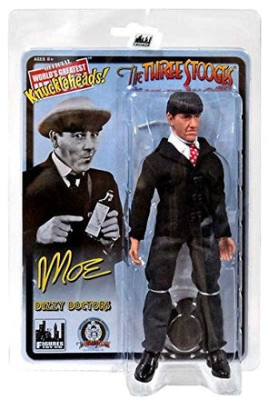 Three Stooges Action Figure | Dizzy Doctors Moe