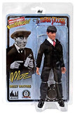 "The Three Stooges Action Figure: Dizzy Doctors Moe 8"" - READY TO SHIP"