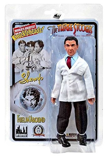 Three Stooges Action Figure | Fuelin' Around Shemp