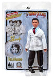 "The Three Stooges Action Figure: Fuelin' Around Shemp 8"" - READY TO SHIP"