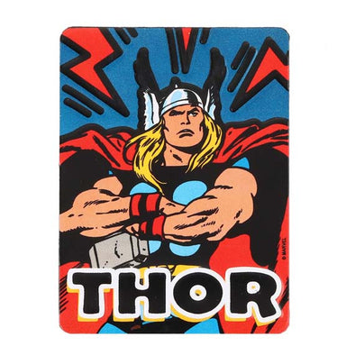 Thor Embossed Tin Magnet