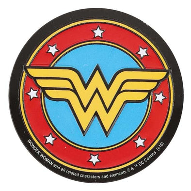 Wonder Woman Embossed Tin Magnet