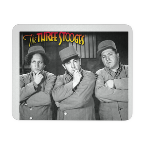 THREE STOOGES MOUSE PAD