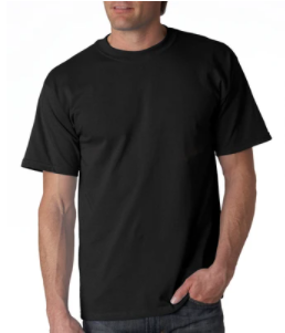 Men's T-Shirts - Blank & Comfy