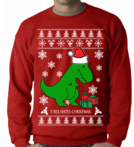 Crewneck Sweatshirt - Holiday Prints