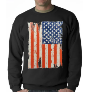 Crewneck Sweatshirt - Nationality & Ethnic