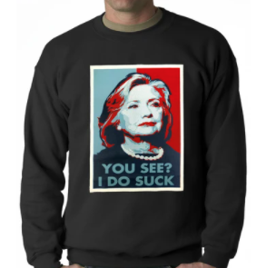 Crewneck Sweatshirt - Political View