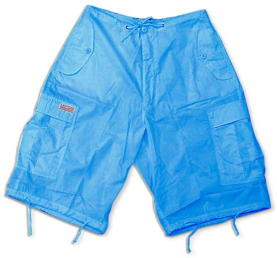 Basic Unisex UFO Shorts height=