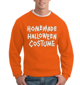 Crewneck Sweatshirt - Halloween Prints