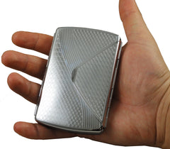 2 in 1 - Luxury Cigarette Case With Mirror