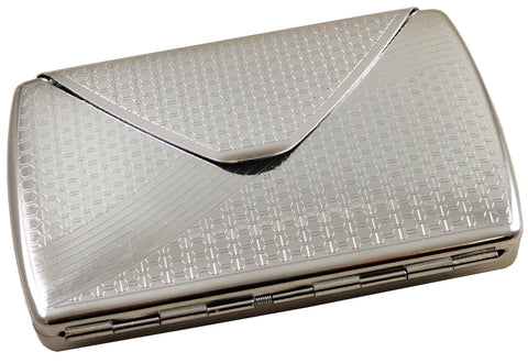 2 in 1 - Luxury Cigarette Case With Mirror (For Regulars and 100's)