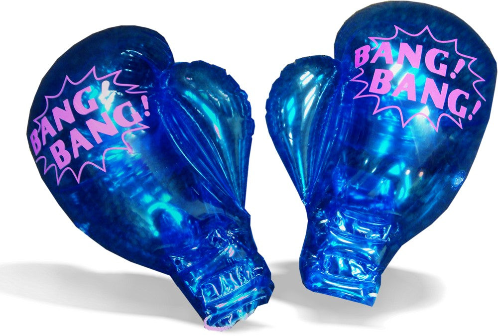 21 Inch Giant Inflatable Pair of Boxing Gloves