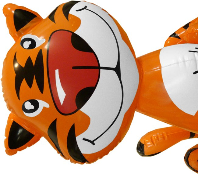 "24"" Inflatable Tiger"