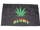 3 x 5 Blunt Pot Leaf Flag