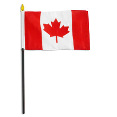 4x6 Inch Canadian Flag