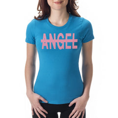 """No Angel"" Watermelon Girl's T-shirt"