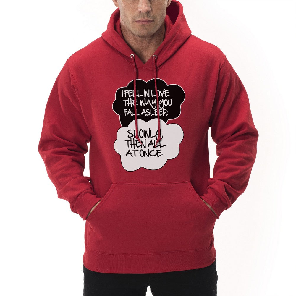 John Green Quote Hoodie