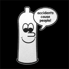 Accidents Cause People Hoodie