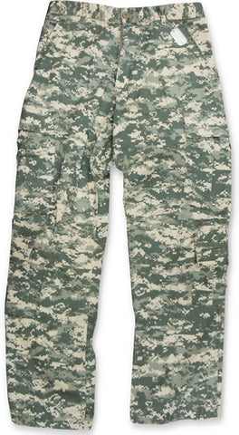 ACU Paratrooper Army Cargo Fatigues (Digital Camo)