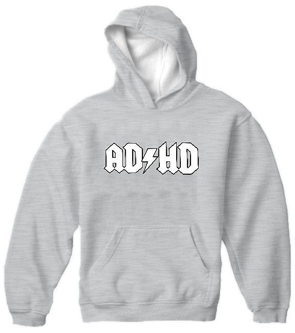 AD/HD Hooded Sweat Shirt ::