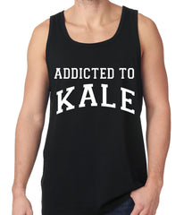 Addicted to Kale Tank Top