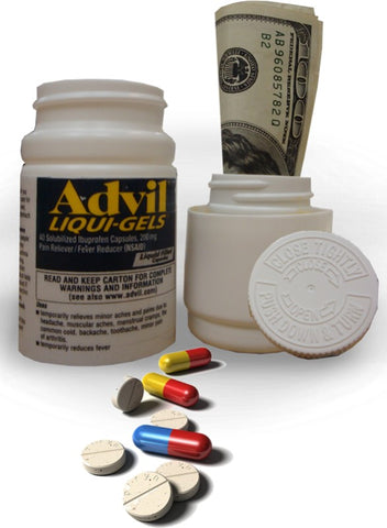 Advil Liqui-Gels Diversion Safe