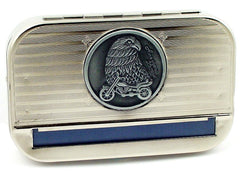 All In One Automatic Cigarette Roller & Storage Box (For Regular Size, 100's & 120's) Front View