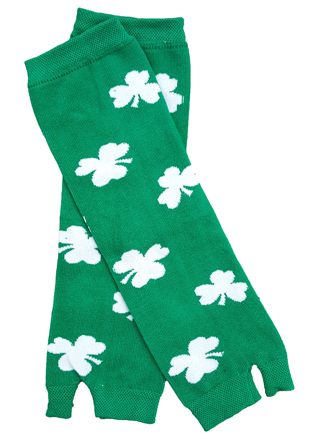 Shamrocks Arm Warmers