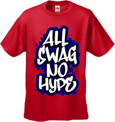 All Swag No Hype Men's T-Shirt