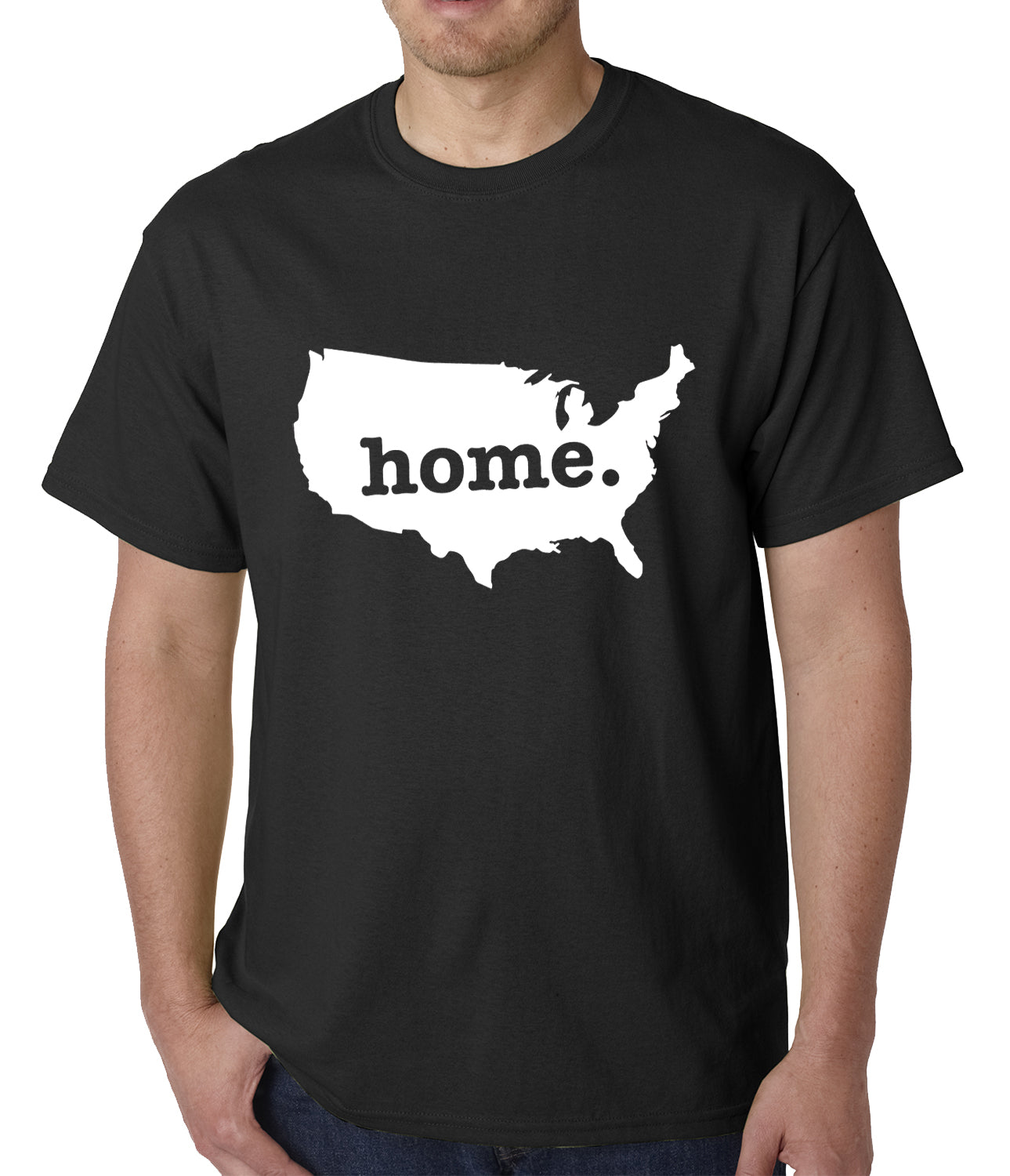 America is Home Mens T-shirt