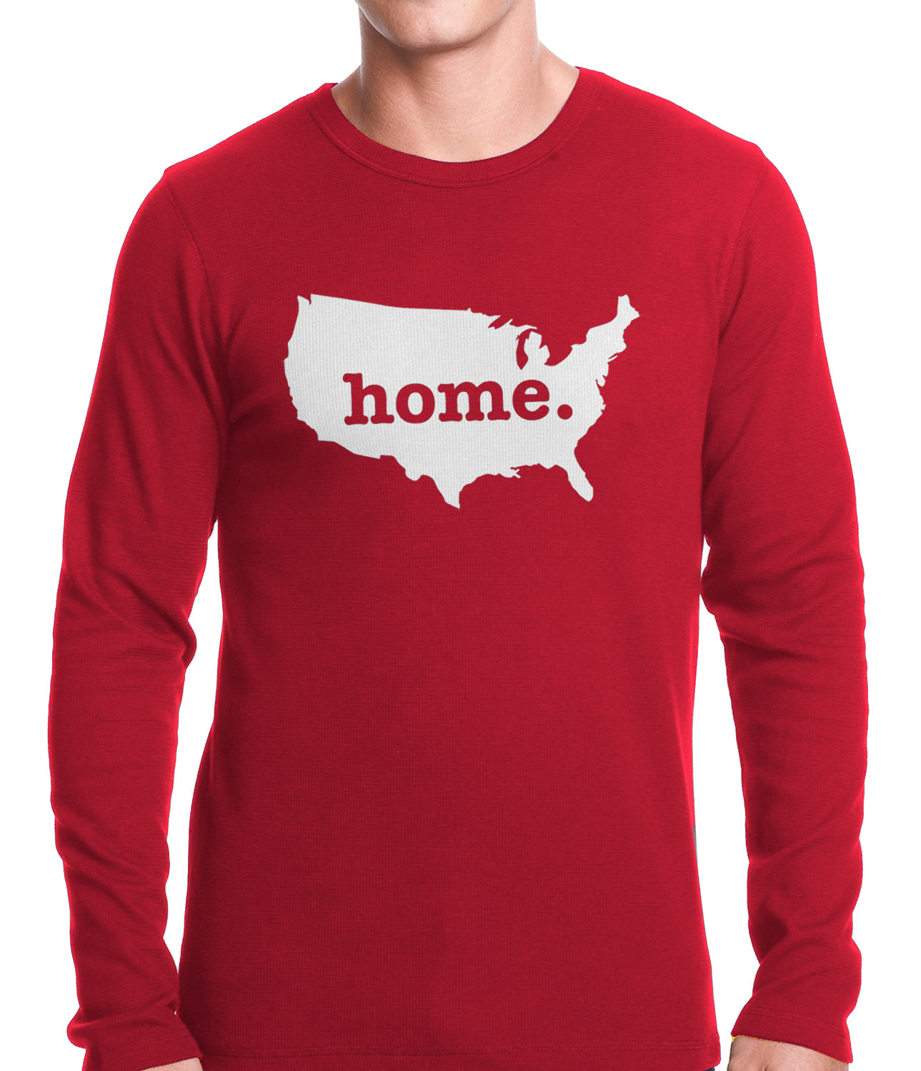 America is Home Thermal Shirt
