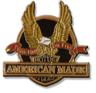 American Made Lapel Pin