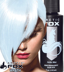 Arctic Fox Semi Permanent Hair Dye - Arctic Mist #2